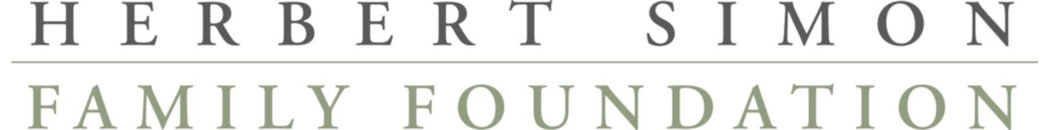 Herbert Simon Family Foundation sponsor logo